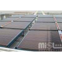 上海大型太阳能热水工程模块 松江太阳能热水器