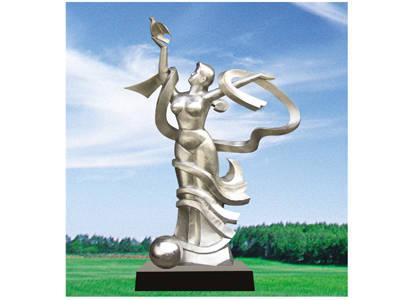 武汉韵城雕塑重庆市不锈钢雕塑公司,铸铜锻铜雕塑,玻璃钢雕塑