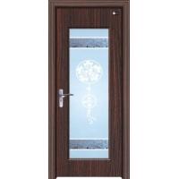 广东佛山浮雕玻璃门浮雕门双开门室内门