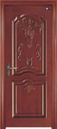 福建门厂提供实木门橡木门原木门