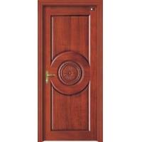 福建江西原木门橡木门实木烤漆门