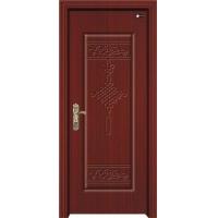 佛山钢木门钢质门平开门吊趟门