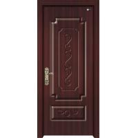 广东佛山豪华推拉钢木门钢质门