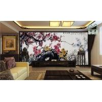 绿美居个性化定制无缝壁画 中国风系列