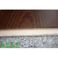 长和炭化木地板