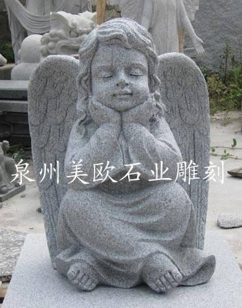 欧美雕刻-小孩天使 - 产品库 - 手机九正建材网