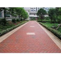 陶土烧结砖 广场砖 园林砖