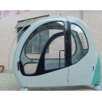 神钢SK120-5挖掘机驾驶室