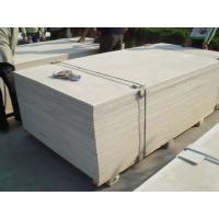 木纤维增强石膏板 硫酸钙地板基材 无纸面石膏板