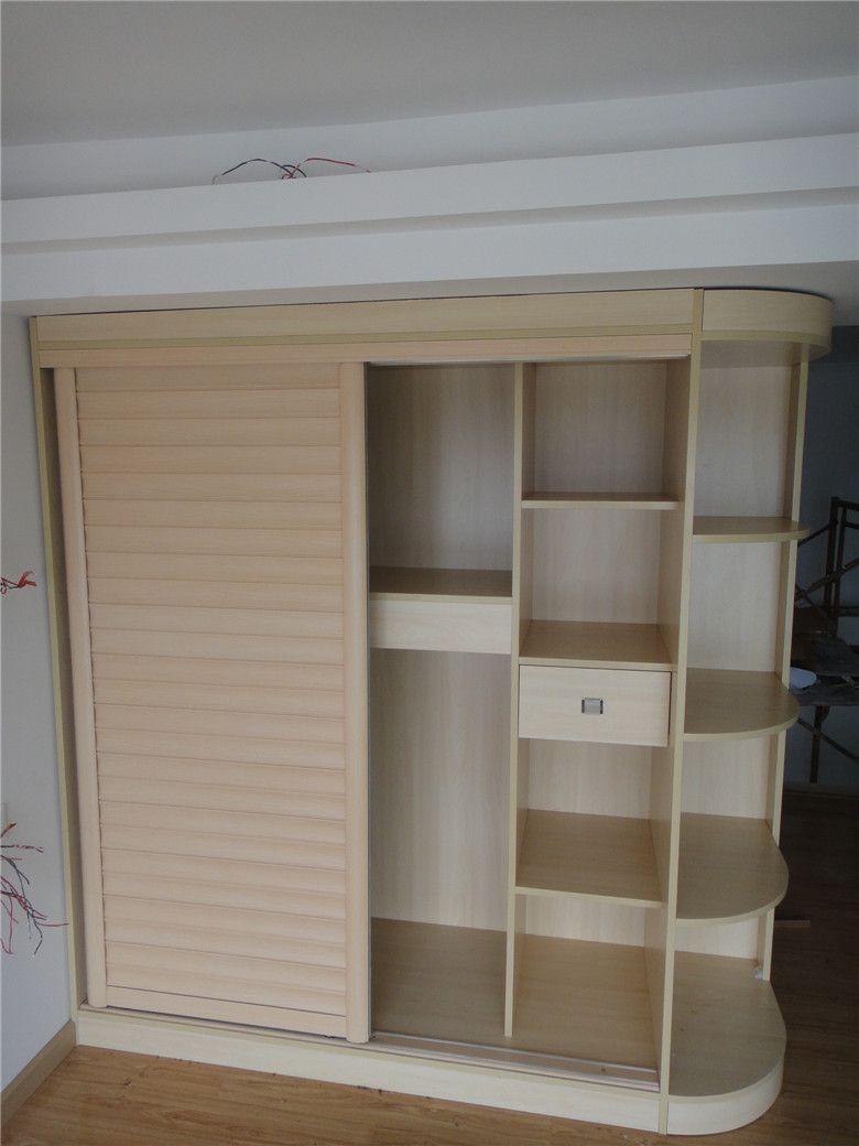 【衣柜移门】趟门衣柜图片