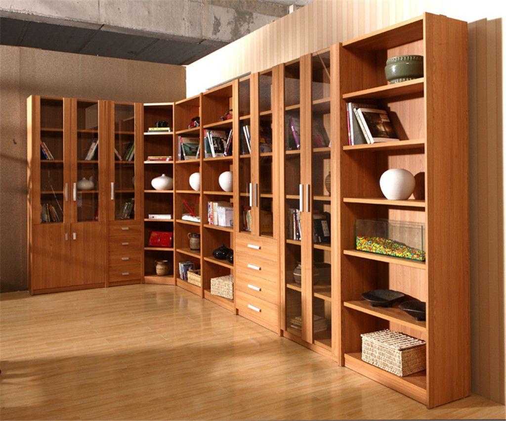 廣州定制轉角書柜【電腦桌組合書柜】書桌書柜
