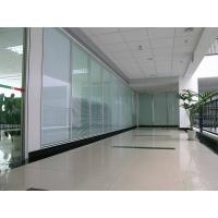 供应写字楼高隔间、双片玻璃夹百叶