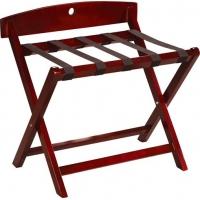 客房专用木制行李架