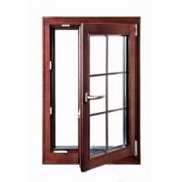 南京铝木门窗-南京铝木复合门窗-德式铝包木窗