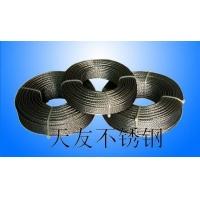 供应304不锈钢钢丝绳