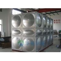 湖南华崛不锈钢水箱厂生活水箱