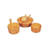 嘉庆木桶系列-冲淋桶