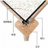 静电高架陶瓷地板 抗静电地板 全钢地板