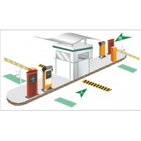 智能停车场 停车场系统 停车场设备