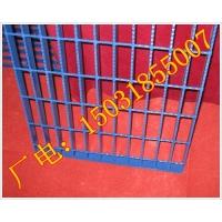 彩色喷漆钢格栅板 浸漆钢格板 工厂平台钢格板