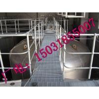 污水厂平台钢格板 停车场平台钢格栅板 平台钢格网