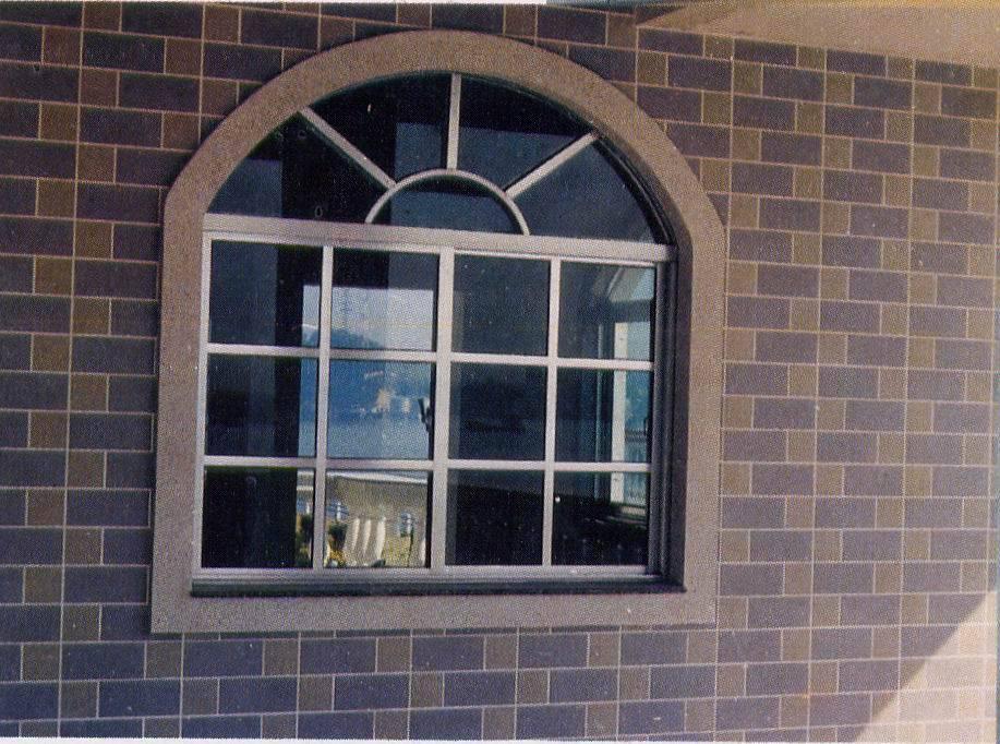 欧式弯弧格子窗产品图片,欧式弯弧格子窗产品相册