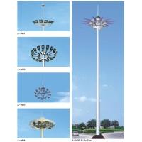 哈尔滨高杆灯,哈尔滨灯具,高杆灯,自动升降高相干灯