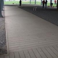 西安塑木地板工程|宏艺达塑木地板工程
