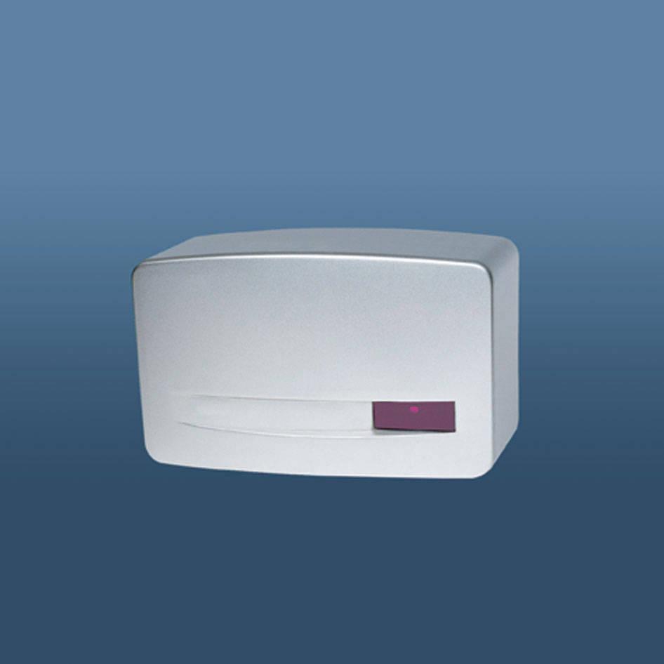 康纳洁具-感应器系列-小便感应冲洗阀图片