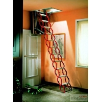 唯佳阁楼伸缩楼梯厂家 阁楼伸缩楼梯价格 伸缩楼梯价格