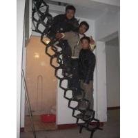 唯佳阁楼伸缩楼梯价格 阁楼伸缩楼梯突破 电动阁楼伸缩楼梯